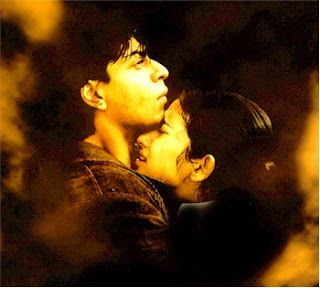 Shahrukh Khan and Manisha Koirala - Dil Se (1998)