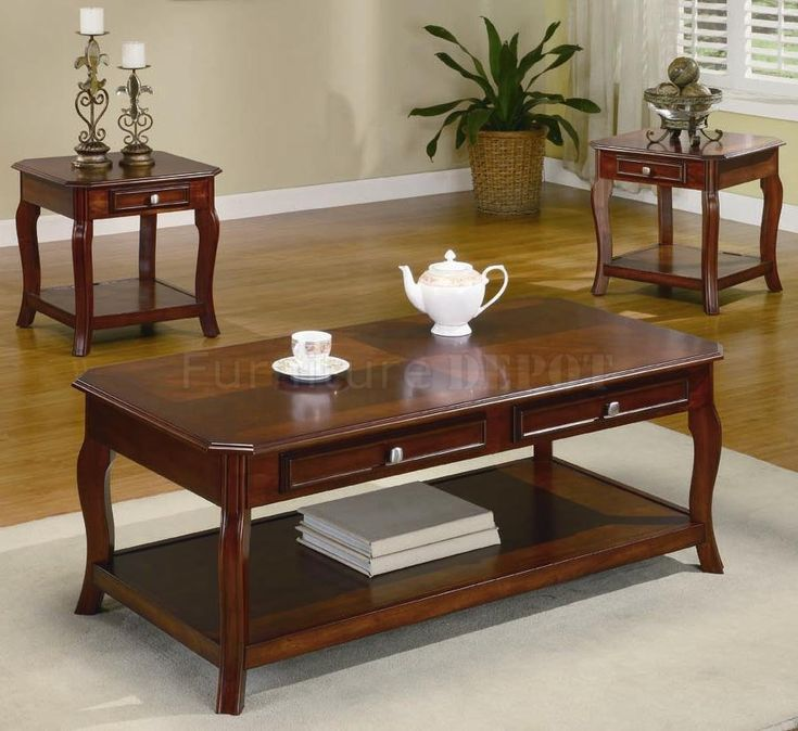 25 best ideas about Traditional Coffee Table Sets on Pinterest