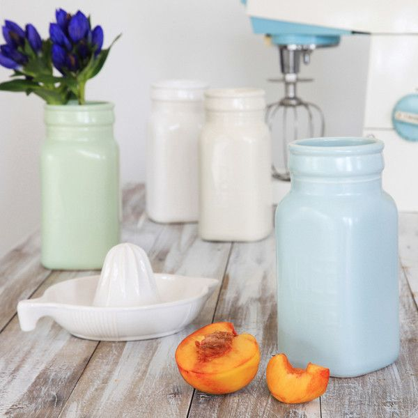 Agee Jar Vase  3 for flowers at from door