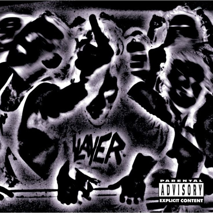 Slayer - Undisputed Attitude on 180g LP
