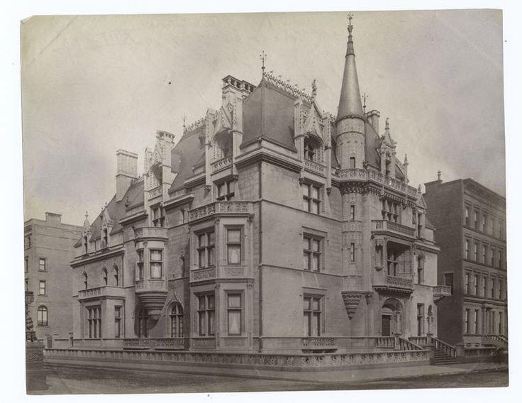 W.K Vanderbilt House, Manhattan