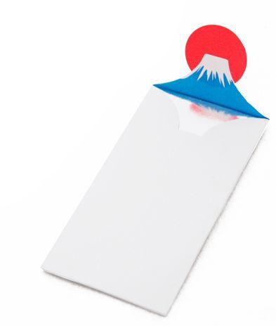 mount fuji envelope.