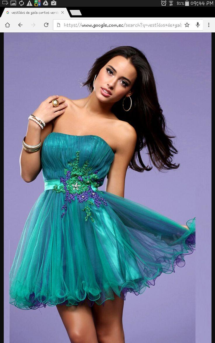 159 besten vestidos cortos de chicas Bilder auf Pinterest | Kurze ...