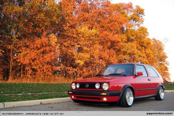 1992 VW GTI 16v