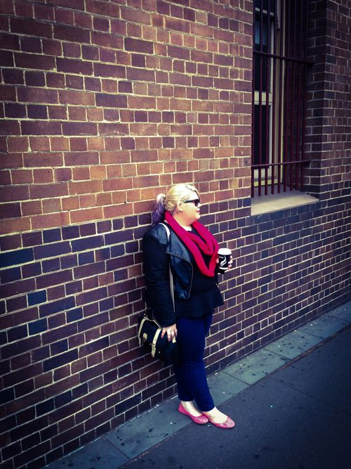 Plus size fashion - Peplum - Aussie Curves