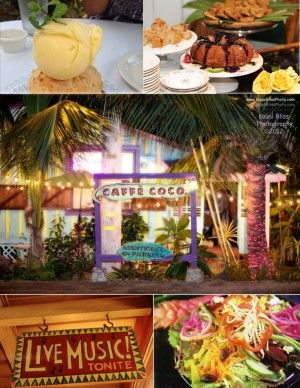 Caffe Coco Restaurant On Kauai A Fun Little Place Casual Great Food