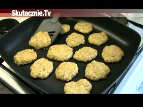 Ciasteczka bananowe z patelni :: Skutecznie.Tv