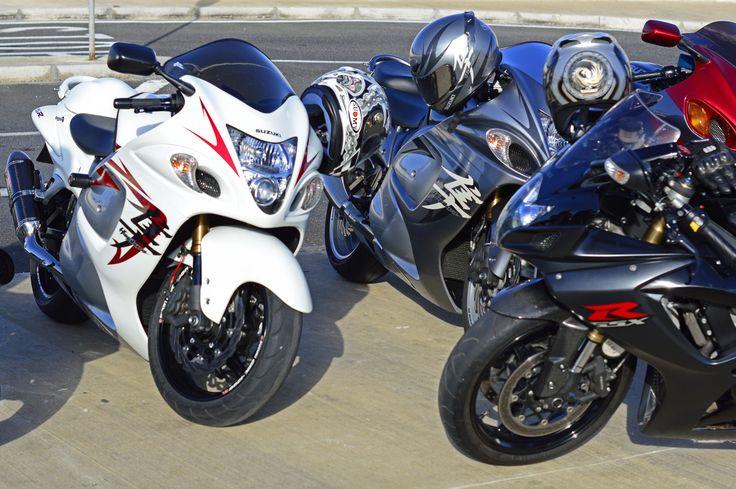 Suzuki Hayabusa Fire Crystal City Bike 2014 | El Tony ...