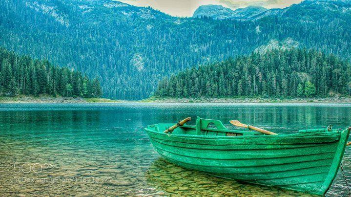 Black Lake Žabljak http//ift.tt/1PwaAJe