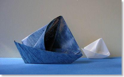 Serviette | Senbazuru - Vidéos pour apprendre l'Origami