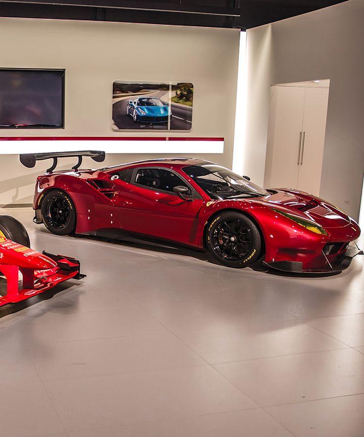 Das Ferrari Familienunternehmen