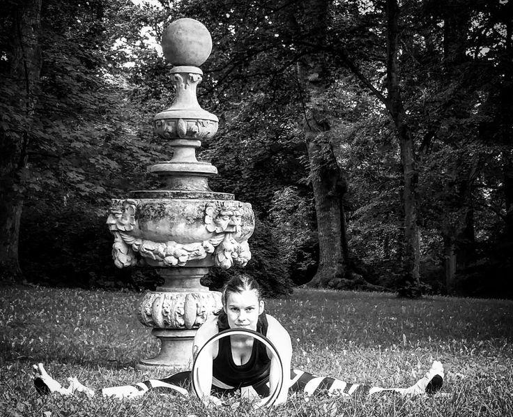 Nice day to all #yoga #zameckazahradateplice #myyogalife #mylife #yogagirl #yogaczech #yogatime #summertime #summer #joga #mylife #myloveyoga #myyogalife  #czechgirl #czechyogagirl #yogacz #asana #mylove #yogadaily #yogapractice #czechrepublik #poweryoga #yogawheel #suptakonasana #jogavparku