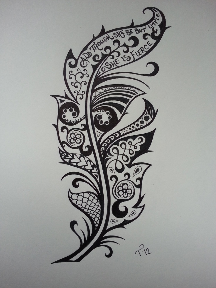 Ink Tattoo Designs: RESERVED For Kyna Custom Ink Drawing Black & White