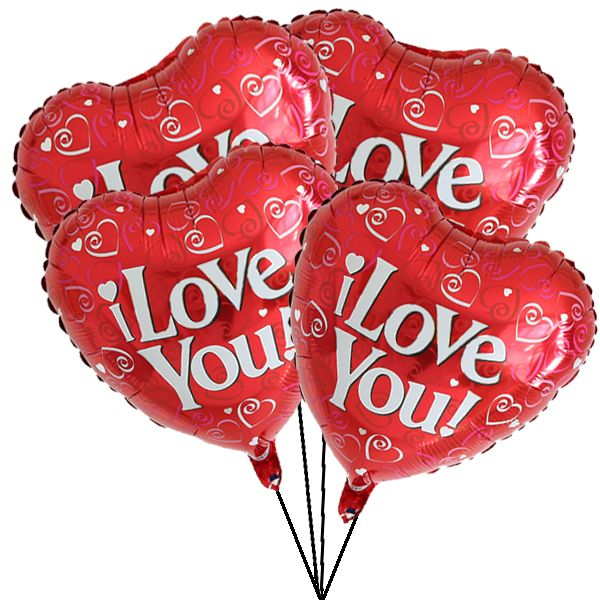 Wear your heart on your sleeve; let that special someone know they are #loved. A stylish helium-filled balloon - ready for a surprise!. #Online #Balloons #Delivery to #UK