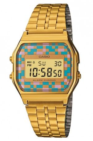 Casio - Classic Gold Losanges