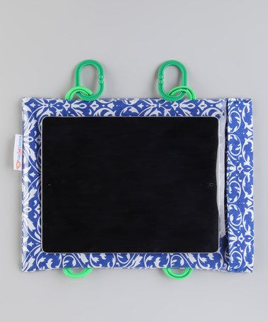 Hacienda Azul Tablet Case by Car Seat Cinema on #zulily