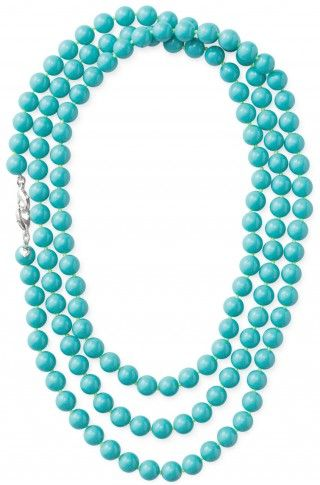 stella and dot rope necklace