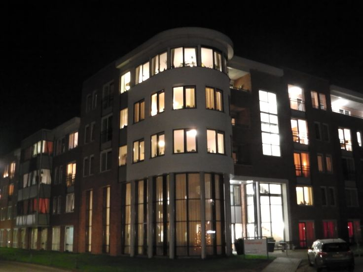 Bejaardentehuis Hamersveld in het centrum van Leusden