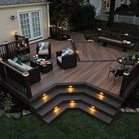 Learn how to design a deck to match your sense of style and to compliment your house.