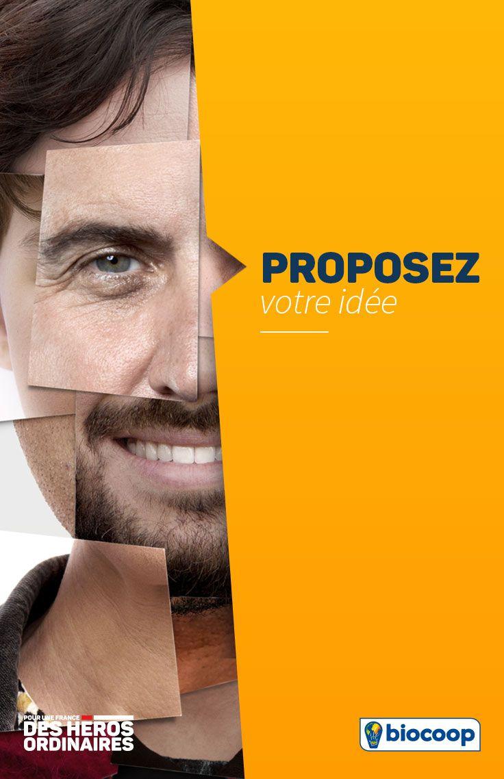 Plus qu'un jour pour déposer vos idées pour une France des héros ordinaires ! Construisons ensemble un programme pour les présidentielles 2017 sur www.biocoop2017.fr !