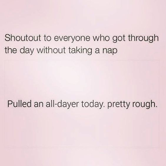Without Taking A Nap #Taking-A-Nap, #Without