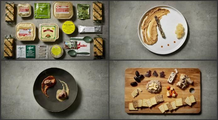 A new project aims to draw attention to the poor quality of military food by reimagining it using Michelin-style plating. Take a look: https://www.finedininglovers.com/blog/out-of-the-blue/military-food/