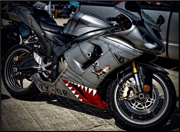 41 best motorcycle service repair manuals download images on wicked wheels wednesday one of the most original paint jobs weve seen on fandeluxe Choice Image