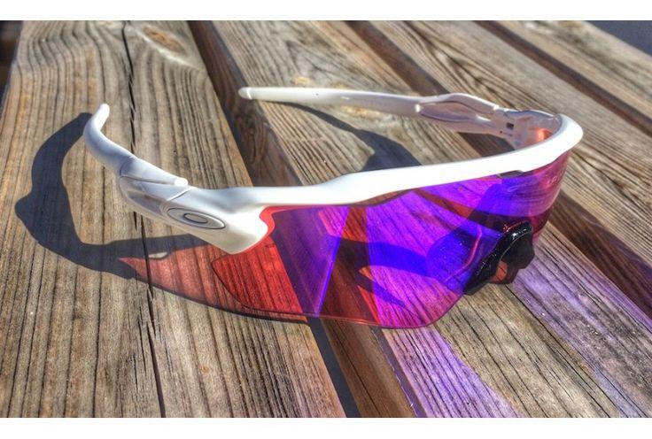 Gafas de sol Oakley Radar Ev Custom Polished White Prizm