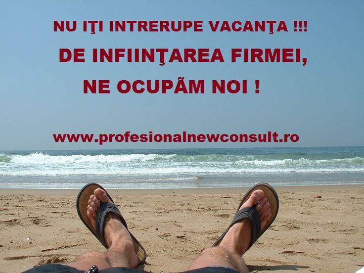 Infiintare Firme (SRL, SA) PFA, II, Asociatii non proft ( ONG-uri ) - la  cele mai mici preturi de pe piata din Romania!  Va asteptam la sediul nostru din strada Trivale, nr. 14, Pitesti, Arges. Mai multe relatii la telefoanele 0784.045.025, Anca Grigorescu sau la adresa web : http://www.profesionalnewconsult.ro/consultanta-juridica/infiintare-firme-pfa-ii