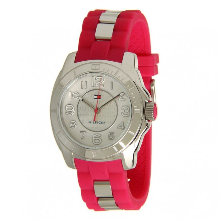 Tommy Hilfiger 1781308 Womens Sport Watch - Infinite Shoppingist Price: $95.00 ( 32% OFF ) Your Price: $64.55 (You save $30.45)
