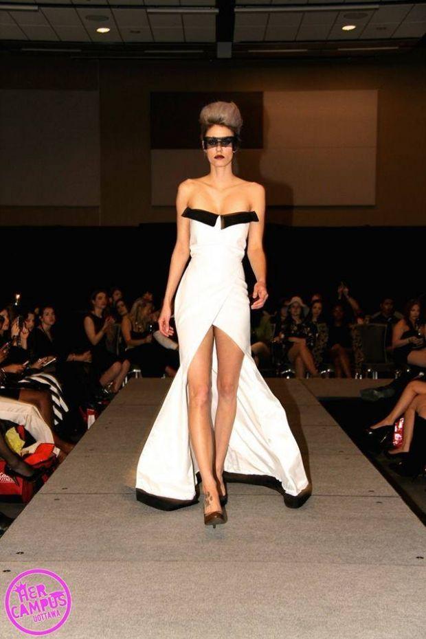 "New Brunswick designer brings Femme, ""Avant-Garde Casual"" to Canada's capital."