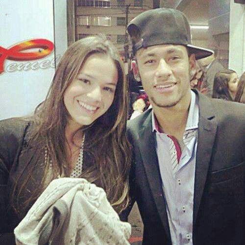 46 best images about Neymar Jr on Pinterest | Legends ...Bruna Marquezine And Neymar