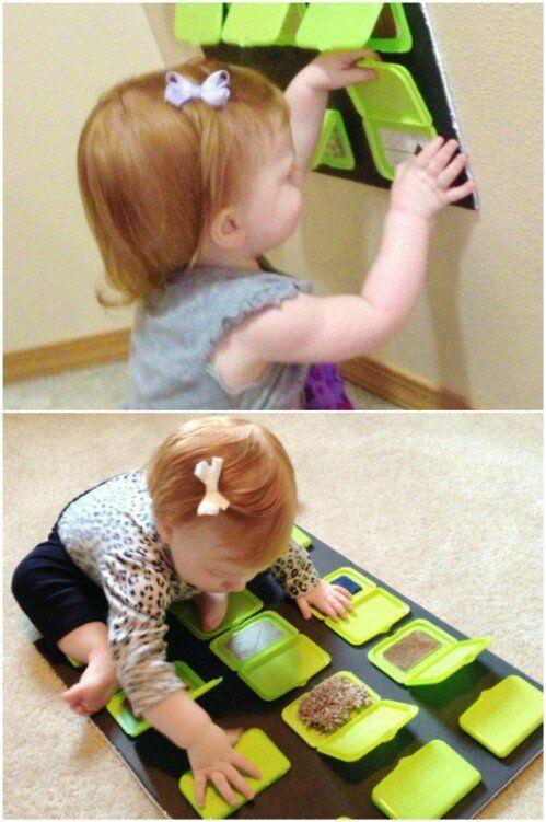 30 originales ideas para aprovechar las cajas de las toallitas de bebé