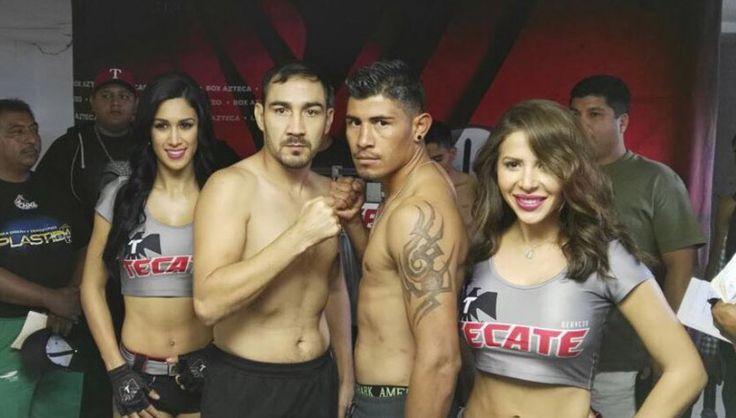 Zorrita y Ruiz promete una 'guerra sinaloense' en el ring - Diario Deportivo Record