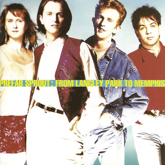 Saved on Spotify: Cars And Girls by Prefab Sprout