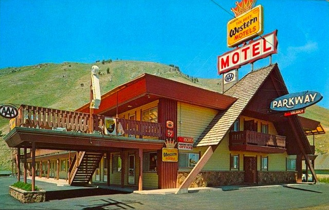 Motel  Jackson Hole Wyoming