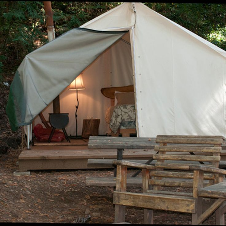 Your best Big Sur camping option ever