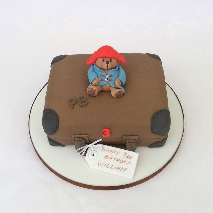 Cake Art Paddington : 64 best images about Creative Cakes on Pinterest Ladybug ...