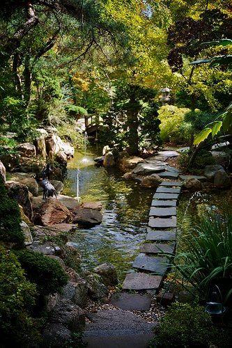 Japanese Garden (7) | by KarlGercens.com GARDEN LECTURES #JapaneseGarden