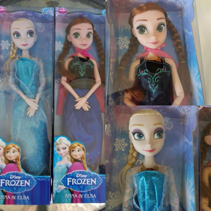 So I don't normally buy any other frozen dolls apart from the disney store dolls, but being on my holiday for nearly two weeks and constantly walking past these two I couldn't help but fall in love with them and buy them! They sing and remind me of a fake version of the Disney store singing dolls. ������ . #frozen #fakefrozen #doll #elsaandanna #elsa #anna #frozengram #disneyfrozen #fakedisney #disney #disneydolls #princessanna #queenelsa #frozencollection #frozenmerch #frozenmerchandise…