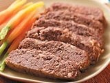 another good meatloaf recipe with a serving of fruit involved... my picky eater likes this meatloaf also