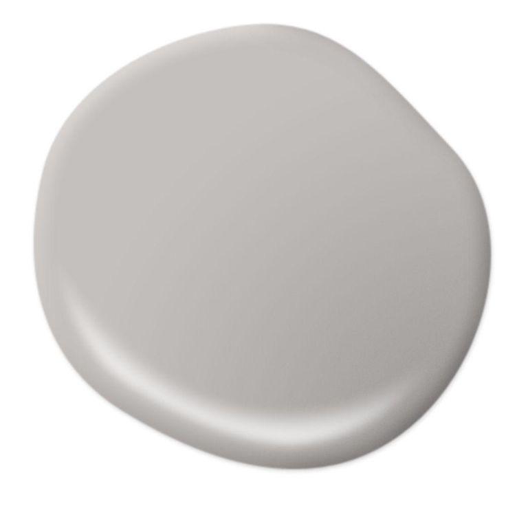 Main wall color - BEHR Premium Plus Ultra 1 gal. #PPU18-10 Natural Gray Eggshell Enamel Interior Paint-275001 - The Home Depot