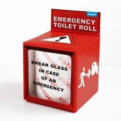 Carta Igienica D'Emergenza