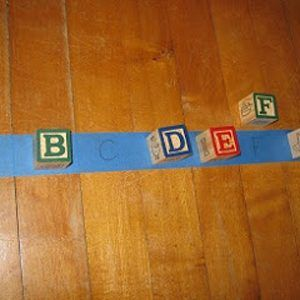 Letter Matching on Tape
