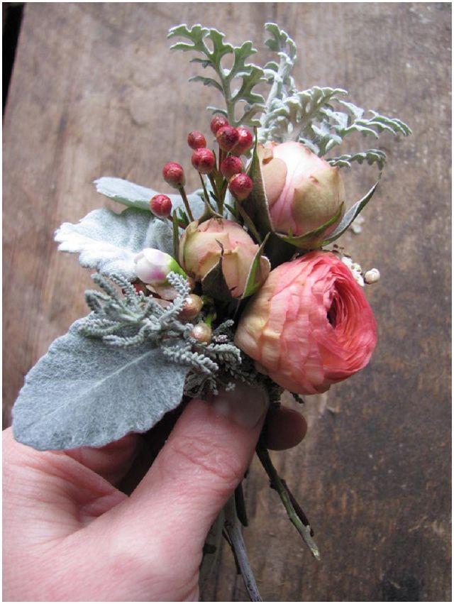 Make Your Own: DIY   Vintage Button Hole - Want That Wedding ~ A UK Wedding Inspiration & Wedding Ideas Blog