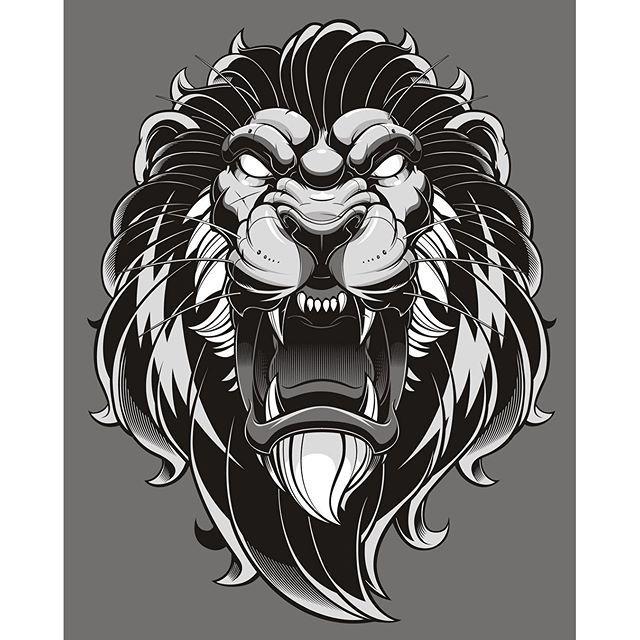 Lion Art Sweyda | Лев. Голова. Арт/ Lion. Head. Art | Lion ...  Lion Art Sweyda...