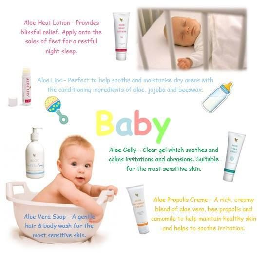 Natural Aloe Vera Baby Products ideas https://www.foreverliving.com/retail/entry/Shop.do?distribID=440500037993&store=GBR