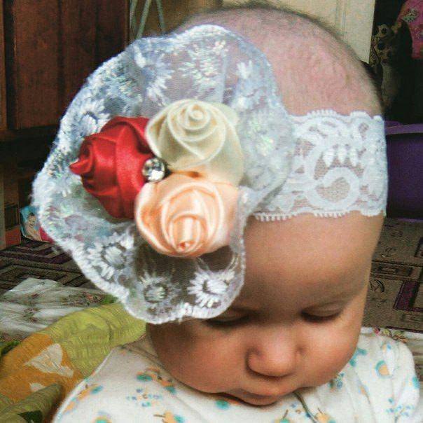 Baby Headbands, Headband ,Baby girl Headband,Newborn Headband,Christening Headband, Birthday Headband, baby headbands,lace headband, satin flowers headband,Girls Headband. Детские ободки, головная повязка, головная повязка для девочки, головная повязка для новорожденных, головная повязка на крестины, головная повязка на день рождения, детские головные повязки , кружева повязки , атласные цветы на повязке.