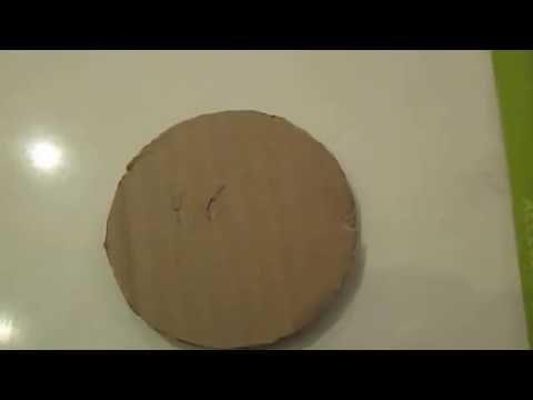 Riciclo Creativo: Contenitore per i ferri a maglia - TUTORIAL - ( parte 4°)