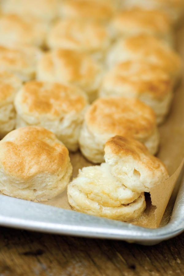 This versatile biscuit recipe only takes five ingredients to make.Watch: The Southern Way to Split a BiscuitRecipe:Buttermilk Biscuits